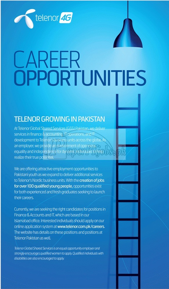 Telenor Jobs 2017